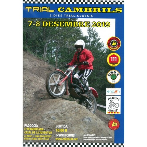 Trial Cambrils 2019