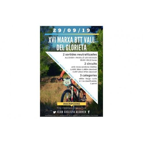 BTT Vall de la Glorieta 2019